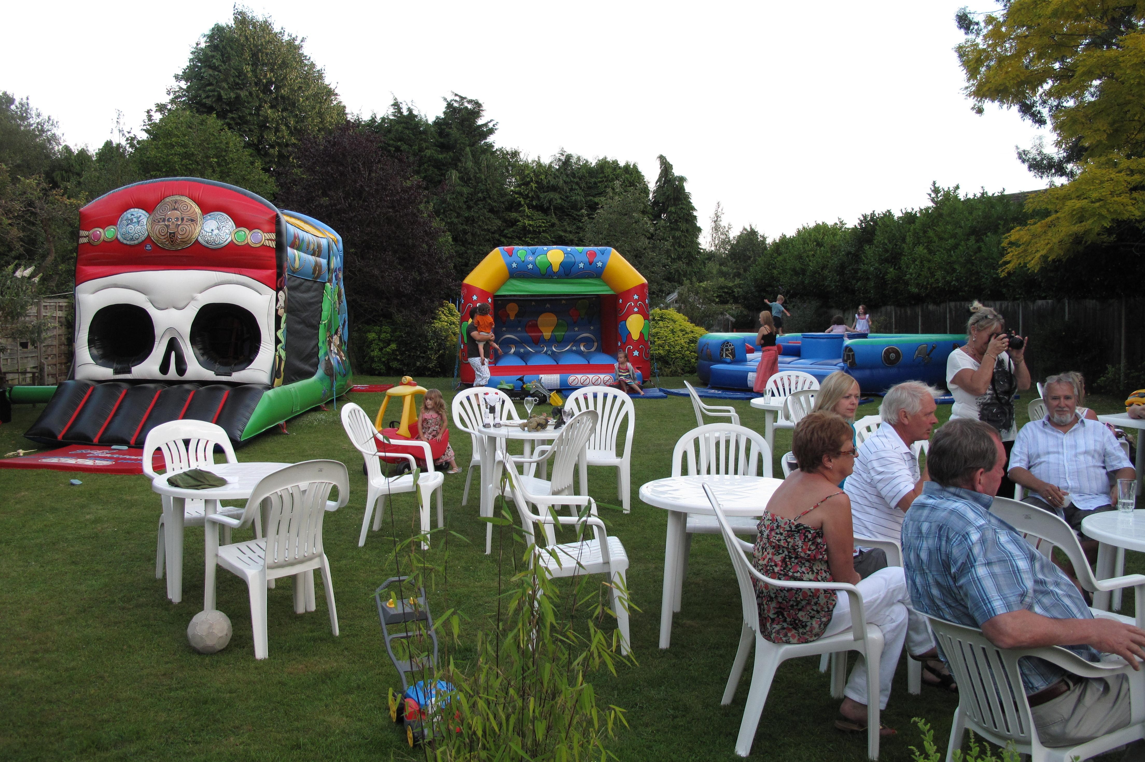 Bouncy Castle Party And Event Hire
