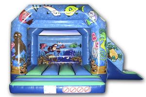 Seaworld Slide Combi