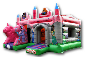 Princess Dragon Castle