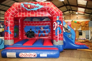 SuperHero Slide Combi