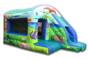 Dino Jump & Slide