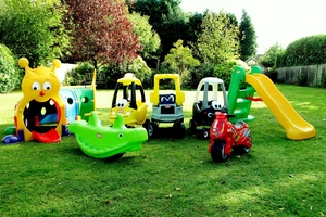 All Toy & Soft Play Hire