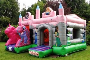 Premium Castles & Fun Runs