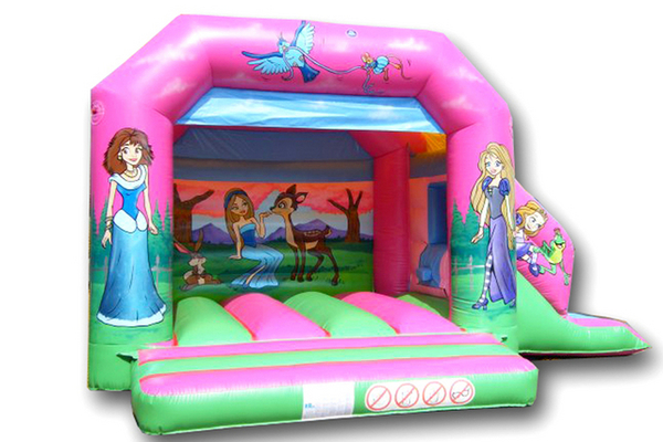 Princess Combi Castle