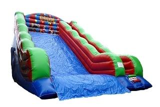 Mega Circus Slide