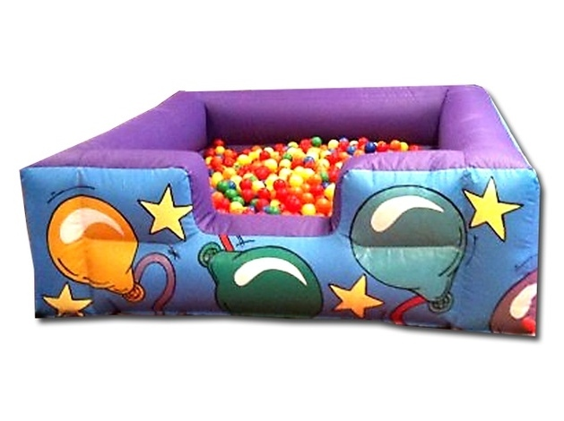 8x8 Inflatable Ball Pond