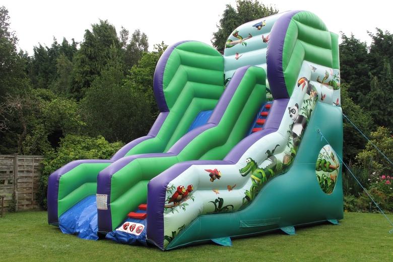 Jungle Bump Slide