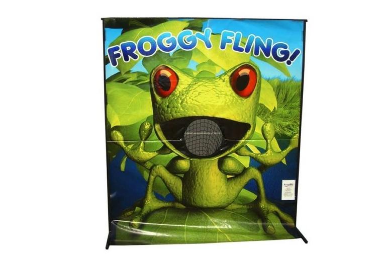 Froggie Fling Game