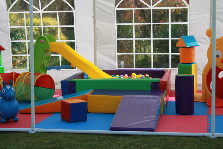Modular Soft Play Hire