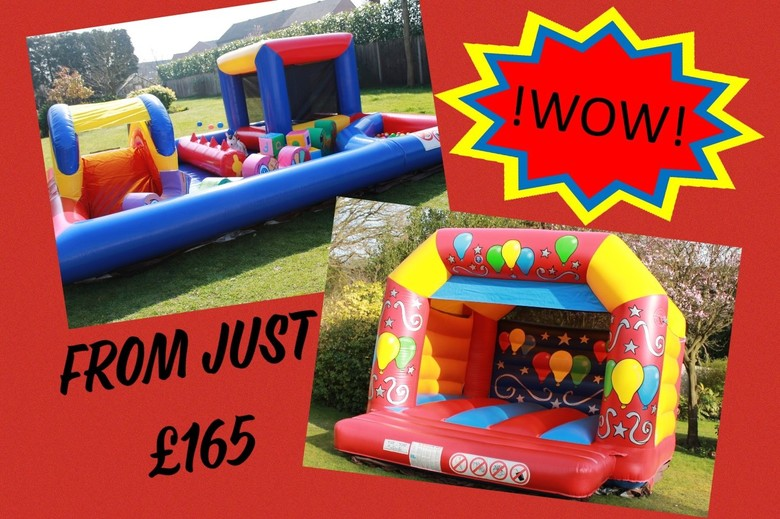 Primary Soft Play & Castle Hire