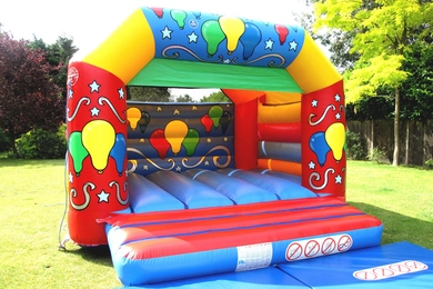 Balloons Celebration Bouncy Castle Hire