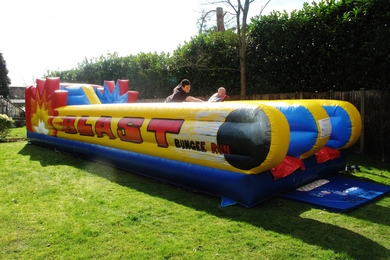 Bungee Blast Inflatable Hire