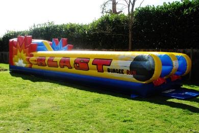 Inflatable Bungee Blast