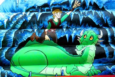 Top Dragon Slide