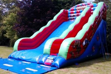 Mega Circus Slide Hire