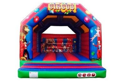 Adult Circus Bouncy Castle