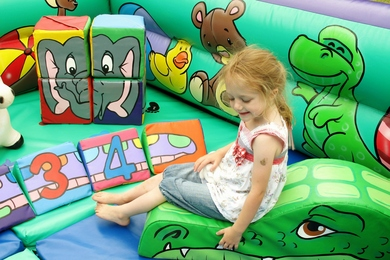 Baby Box Soft Play Hire