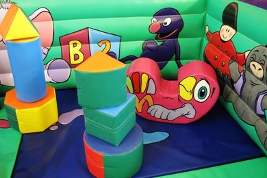 Tots Toy Box Soft Play Shapes