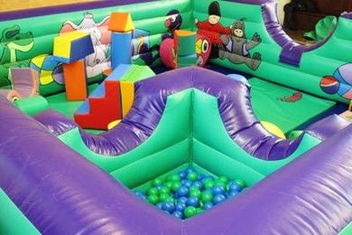 Tots Toy Box Ball Pond