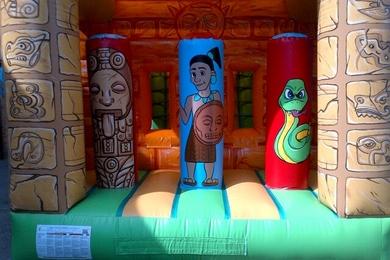 Front Aztec Assault Course