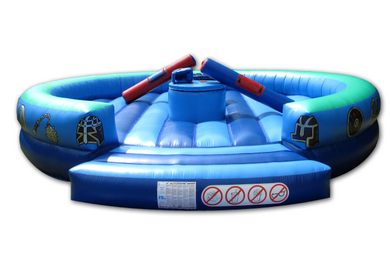 Inflatable Gladiator Duel