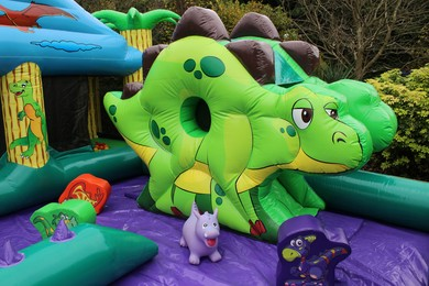 Dinosaur Soft Play Hire in Surrey