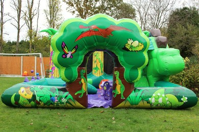 Dinosaur Soft Play Hire in Berkshire