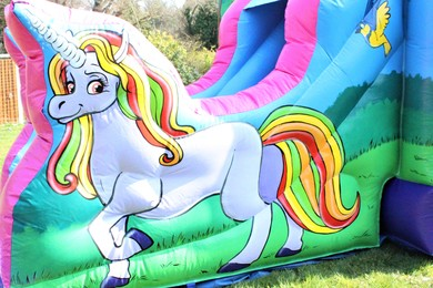 Unicorn Bouncy Castle Hire Guildford